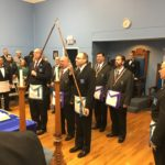 Official Visit of the DDGM Schedule of the 12th Masonic District